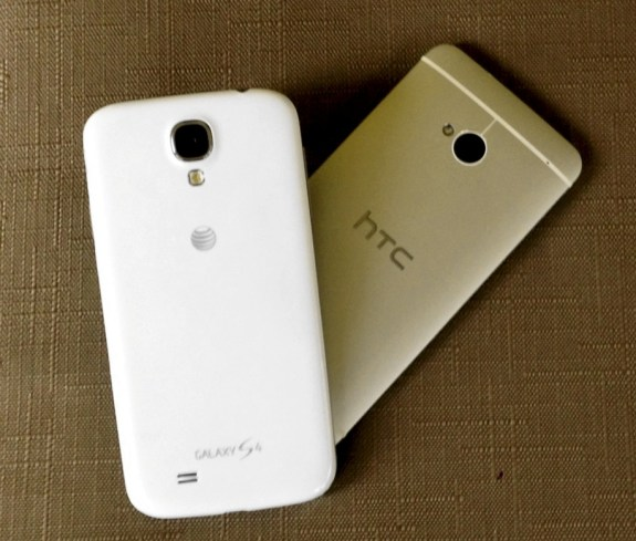 HTC One sales are at 5 million while the Galaxy S4 sales hit 10 million earlier this month.