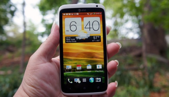 The HTC One X Sense 5 update seems to be on track.