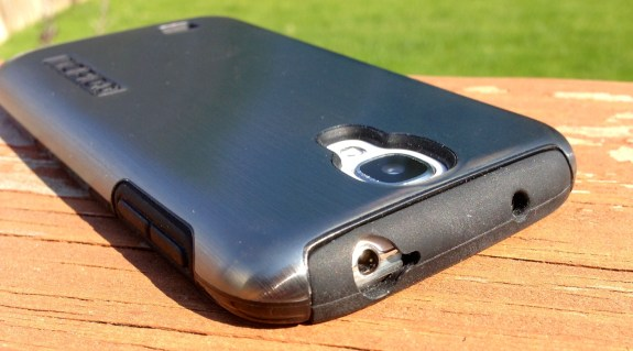 Incipio DualPro Shine Samsung Galaxy S4 Case Review - 4