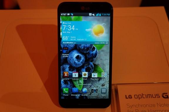 LG Optimus G Pro 1