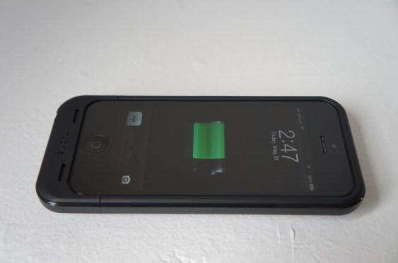 Mophie Juice Pack Plus for iPhone 5 7