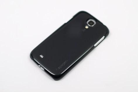 Samsung Galaxy S4 Case Review - Ultra Thin Air Spigen 1