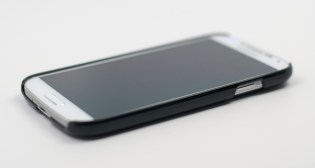 Samsung Galaxy S4 Case Review - Ultra Thin Air Spigen 6