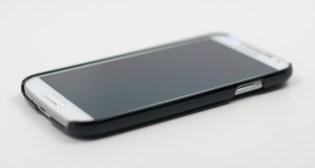 Samsung Galaxy S4 Case Review - Ultra Thin Air Spigen 6