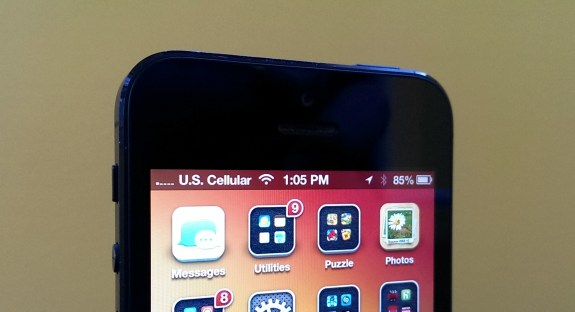 U.S. Cellular will carry the iPhone in 2013, possibly the iPhone 5 or iPhone 5S.