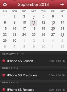iPhone 5S release Date Rumors