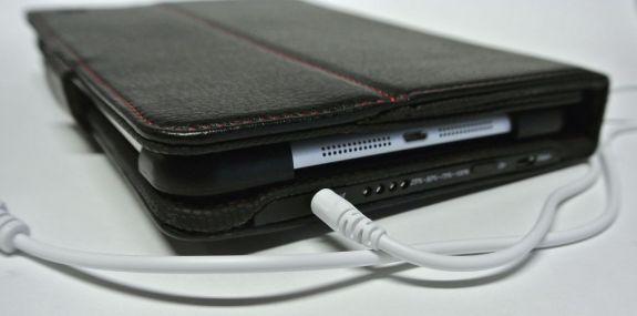 props power case with charging cable