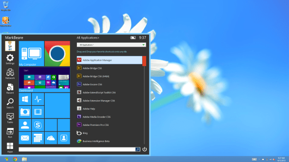Start Menu Reviver for Windows 8 and Windows 7