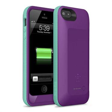 Belkin Grip Power Battery Case for iPhone 5