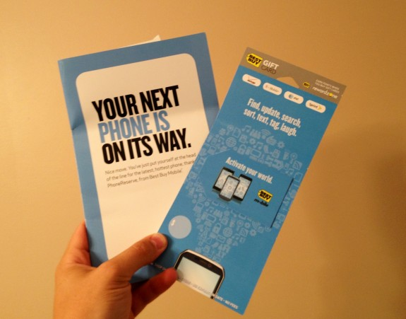The Best Buy iPhone 5 pre-order was a disaster.