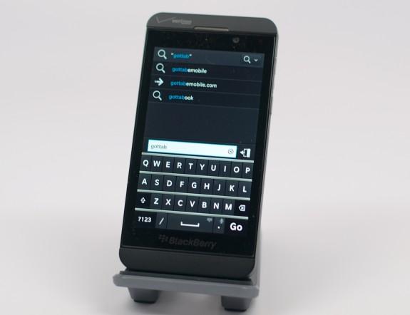 BlackBerry Z10 Review -  010