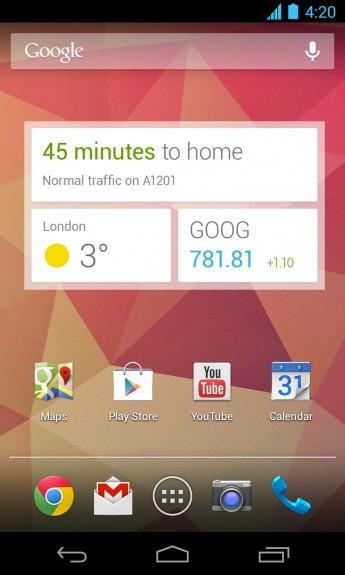 Google_Now_widget-345x575