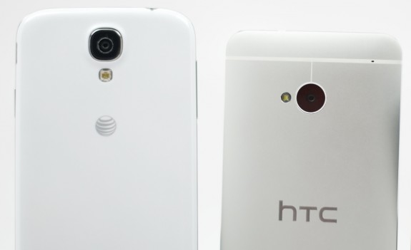 Better build quality and less obtrusive software features drew me to the HTC One.