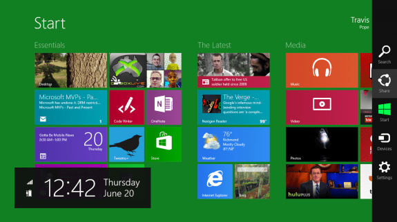 How To Share Windows 8 1