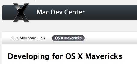 Install the OS X Mavericks Beta on any machine capable of running OS X Mountain Lion.