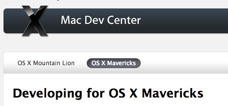 Install the OS X Mavericks Beta on any machine capable of running OS X Mountain Lion.