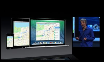 maps on osx mavericks