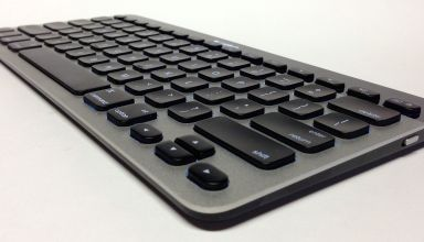 logitech bluetooth easy switch keyboard arrow keys