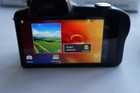 Samsung Galaxy NX 10