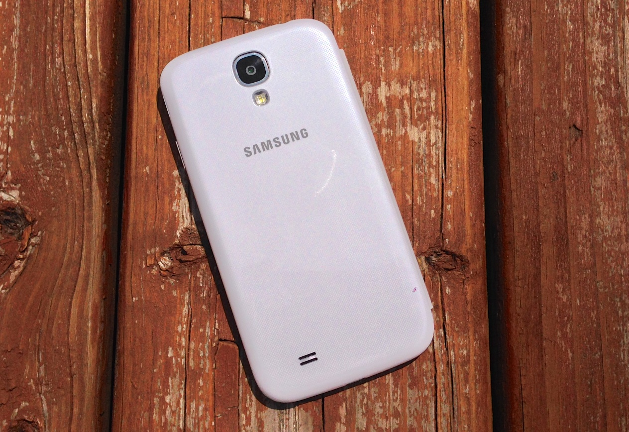 Samsung galaxy s4 mini coming soon at telstra in australia - Samsung Galaxy S4 Flip Cover Review 006