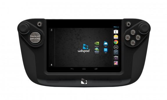 Wikipad 7 inch gaming tablet