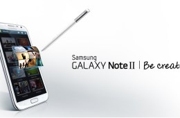 As pictured: Galaxy Note 2
