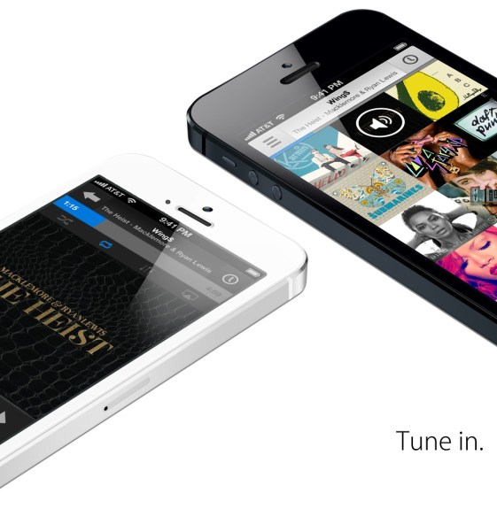A new iOS 7 Music app concept appears ahead of WWDC 2013.