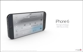 iPhone 6 Concept from iOS 7 Control Center