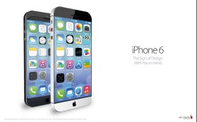 iPhone 6 concept from ADR Studios