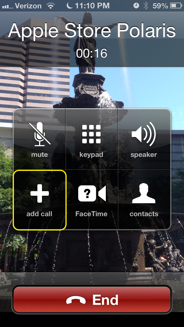 how to make a skype call on iphone