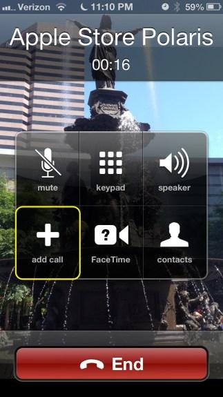 Add Call