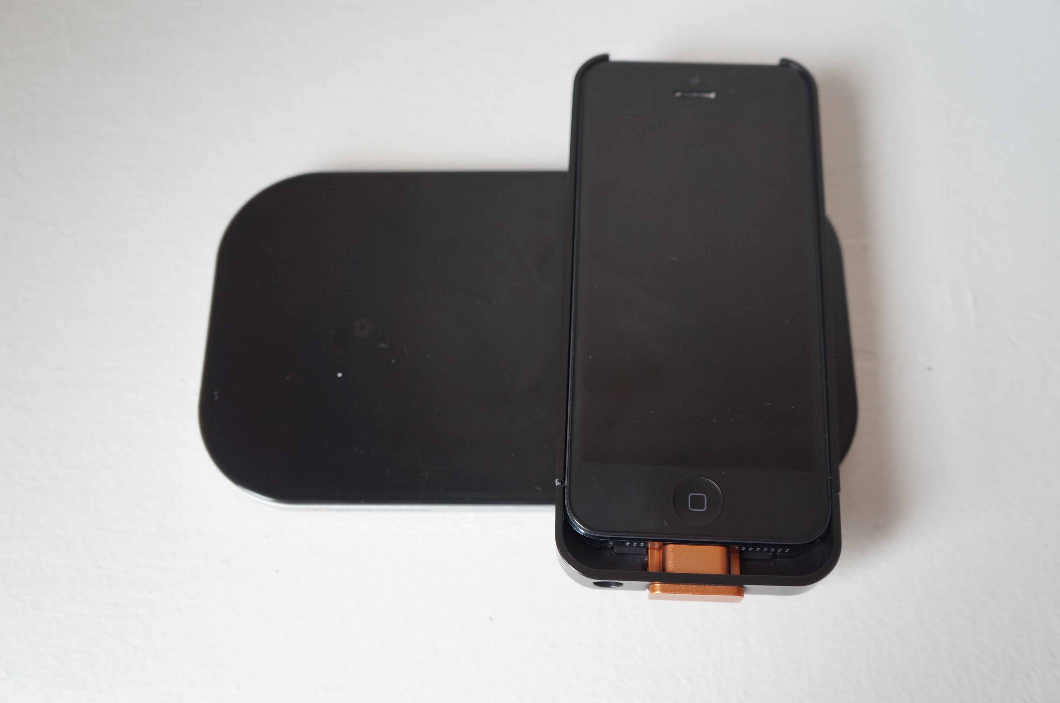 Duracell Powermat PowerSnap Kit Review: iPhone 5 Wireless Charging