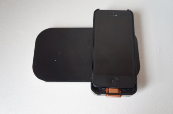 Duracell Powermat iPhone 5 charging mat