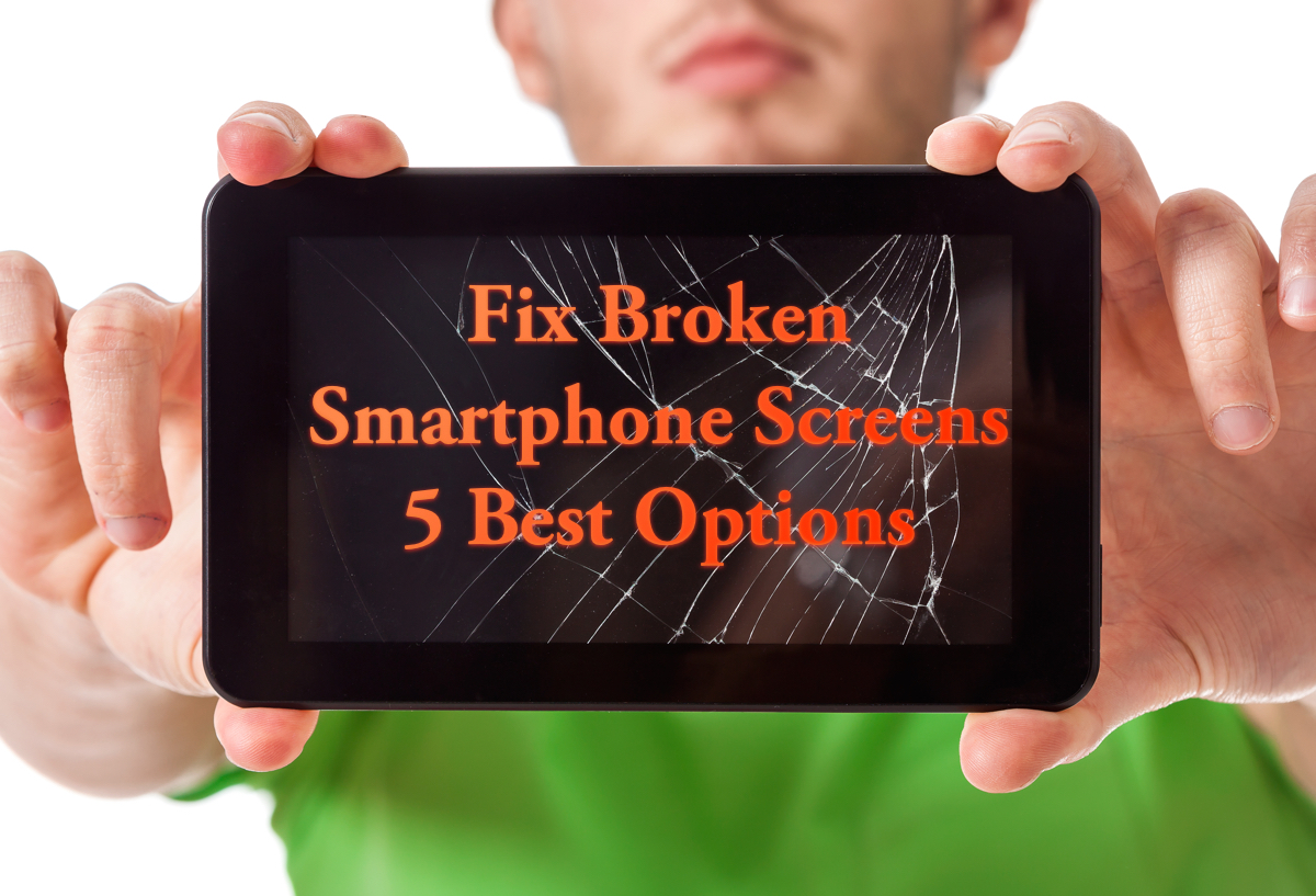 fix a cracked iphone screen yourself