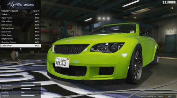 GTA 5 car customization and clothes customization offer fun ways to spend your cash.