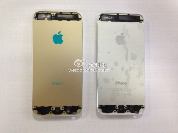Is this the gold iPhone 5S?