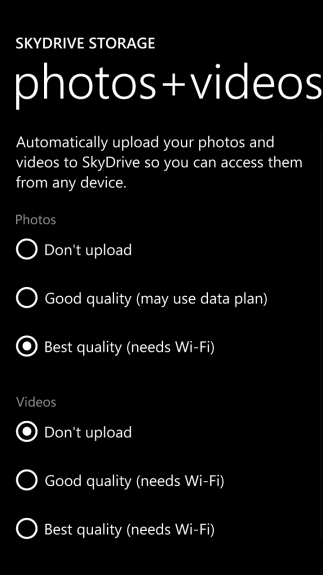 How to Back Up Windows Phone 6