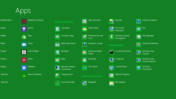 How to Back Up and Restore your Windows 8 PC to a hard drive 7