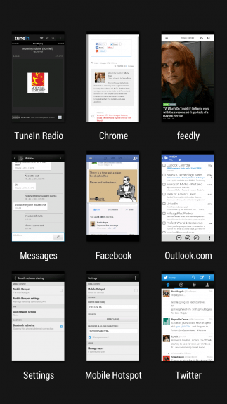 How to Multitask on the HTC ONe (2)