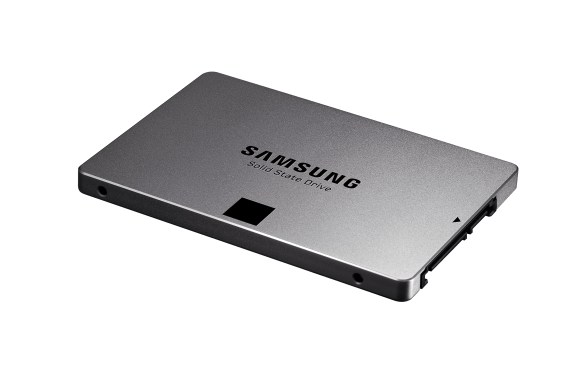 The Samsung 840 EVO SSD comes in capacities up to 1TB.