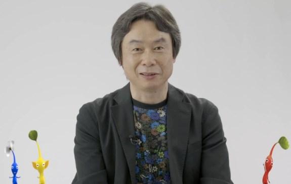 Shigeru_Miyamoto_Pikmin