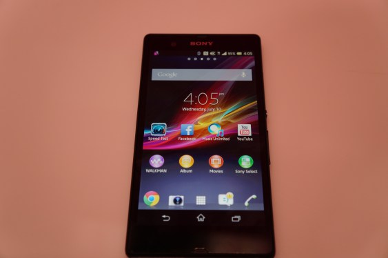Sony's newer devices run Android 4.2. It's unclear what will happen to the older Xperia devices.