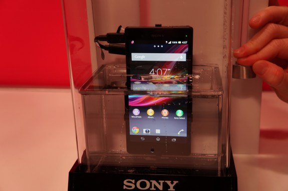 T-Mobile Sony Xperia Z 9