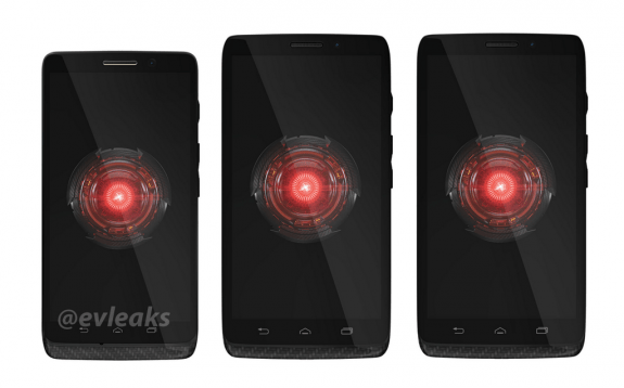 The Droid Mini, Droid Ultra and Droid MAXX.