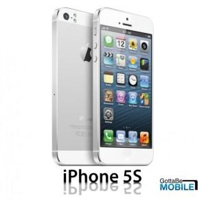 iPhone 5S concept.