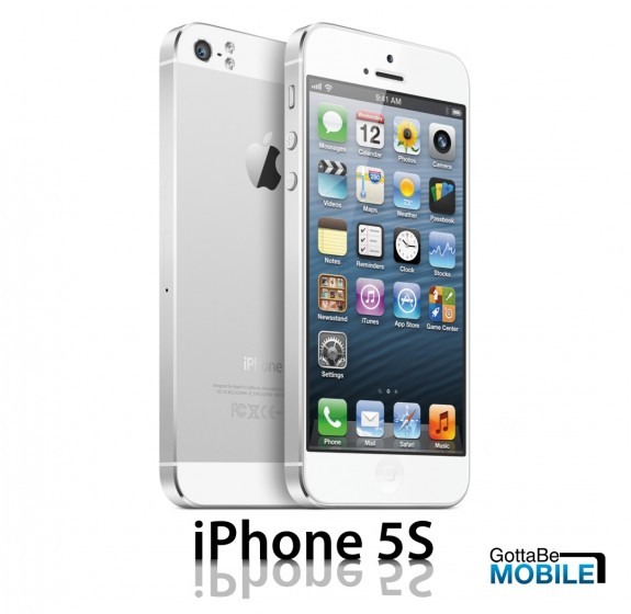 The iPhone 5S release date has been pegged for late September.