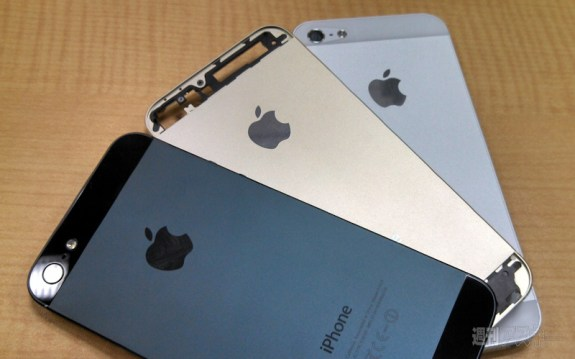 The iPhone 5S is rumored to be coming in gold.