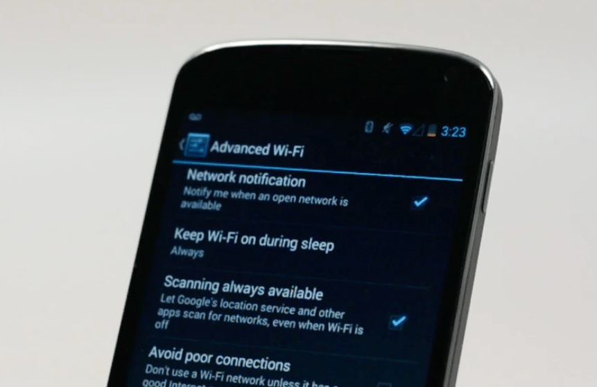 7 reasons you ll love the android 4 3 update for Localisation wifi