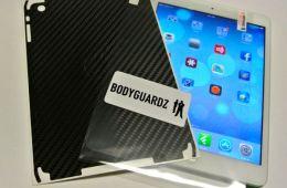 protect ipad mini with screen protector and skin