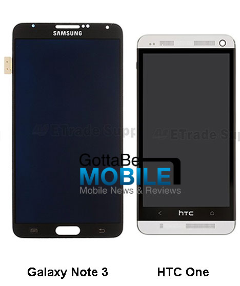 Gaalxy-note-3-Vs-HTC-One
